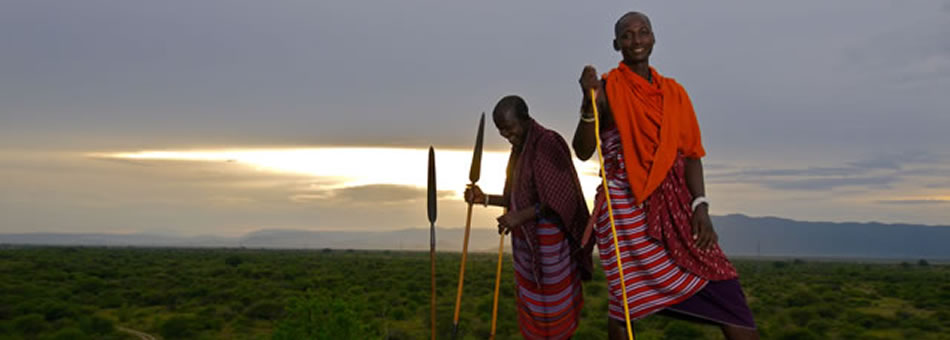Witness Masai culture - when nearby